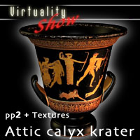 Free krater by 3D Strike