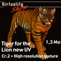 Free New_Tiger by 3D Strike